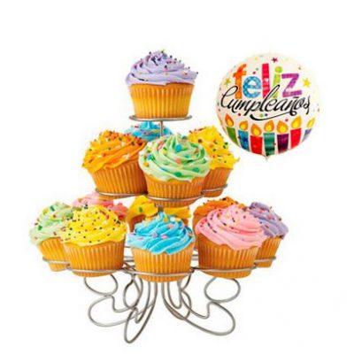 cupcake para celebrar