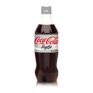 Coca-Cola light 500cc