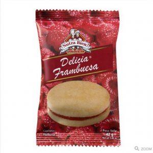 Delicia de Frambuesa Nutra Bien