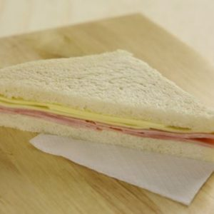 Sandwich Jamon Queso