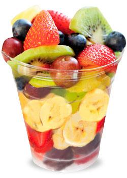 Ensalada de Frutas o frutillas