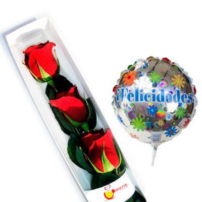 Rosas para regalar