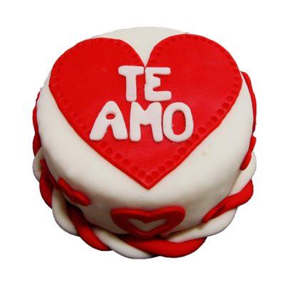 Torta TE AMO