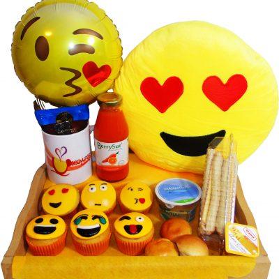 Desayuno emoticons