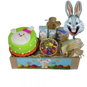 Desayuno Conejo de Pascua 3