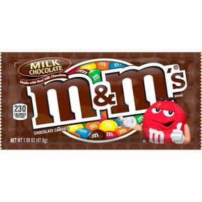 M&M 47,9 grs